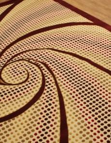 Акриловый ковер Exclusive 0393 Red - высокое качество по лучшей цене в Украине.