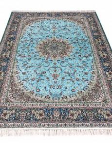 Персидский ковер Farsi 89-TBL Turquoise Blue - высокое качество по лучшей цене в Украине.