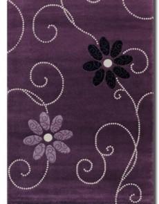 Акриловый ковер Florya 0029 lila - высокое качество по лучшей цене в Украине.