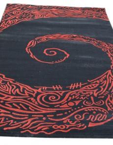 Акриловый ковер Florya 0069 siyah - высокое качество по лучшей цене в Украине.