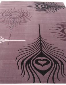 Акриловый ковер Florya 0071 violet - высокое качество по лучшей цене в Украине.