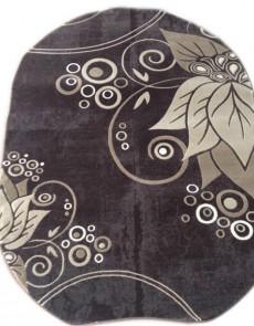 Акриловий килим Florya 0189j kahve - высокое качество по лучшей цене в Украине.