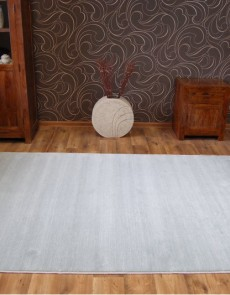 Акриловый ковер Florya 0437 Blue-Ivory - высокое качество по лучшей цене в Украине.