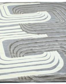 Акриловый ковер Hadise 2677A grey - высокое качество по лучшей цене в Украине.