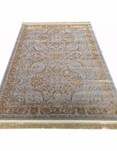 Акриловый ковер Manyas W1699 L.Grey-Gold - высокое качество по лучшей цене в Украине.