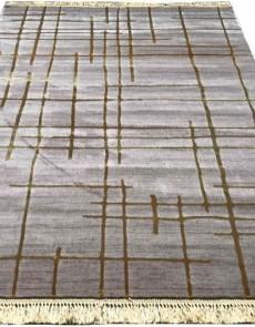 Акриловий килим Manyas W1702 C.Beige-Gold - высокое качество по лучшей цене в Украине.