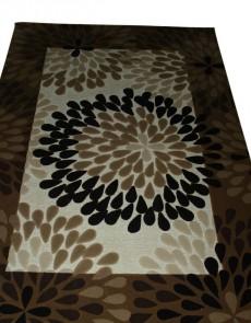 Акриловый ковер Meriva 047 brown - высокое качество по лучшей цене в Украине.