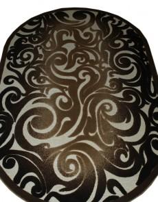 Акриловый ковер Meriva 166 brown - высокое качество по лучшей цене в Украине.