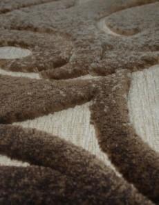 Акриловий килим Meriva 166 , BROWN - высокое качество по лучшей цене в Украине.