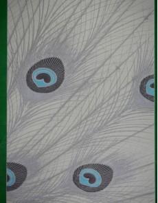 Акриловый ковер Paris 0052 cream-turquise - высокое качество по лучшей цене в Украине.