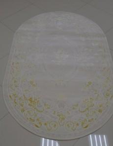 Акриловый ковер Premium 1658T yellow-cream - высокое качество по лучшей цене в Украине.