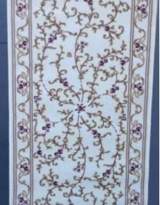 Акриловый ковер Simirna Gurteks 32 cream-beige - высокое качество по лучшей цене в Украине.