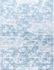 Акриловый ковер Zarina 2670A Blue-Cream - высокое качество по лучшей цене в Украине.