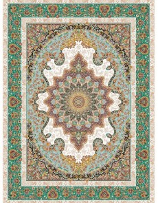 Иранский ковер Zarrin Elmira Cream - высокое качество по лучшей цене в Украине.