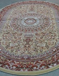 Високощільний килим Begonya 0925 beige - высокое качество по лучшей цене в Украине.