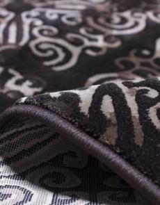 Високощільний килим Crystal 9973A D.BROWN-BROWN - высокое качество по лучшей цене в Украине.