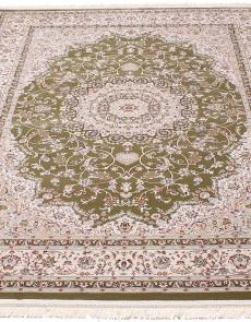 Высокоплотный ковер Esfahan 4878A green-ivory - высокое качество по лучшей цене в Украине.