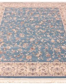Высокоплотный ковер Esfahan 4904A blue-ivory - высокое качество по лучшей цене в Украине.