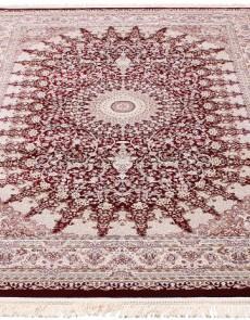 Высокоплотный ковер Esfahan 4996A d.red-ivory - высокое качество по лучшей цене в Украине.