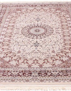 Высокоплотный ковер Esfahan 4996A ivory-d.red - высокое качество по лучшей цене в Украине.