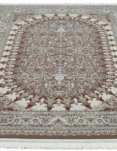 Высокоплотный ковер Esfahan 4996F brown-ivory - высокое качество по лучшей цене в Украине.