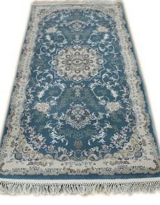 Высокоплотный ковер Esfahan 6059A blue-ivory - высокое качество по лучшей цене в Украине.