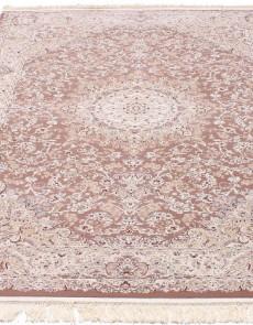 Высокоплотный ковер Esfahan 7786B brown-ivory - высокое качество по лучшей цене в Украине.