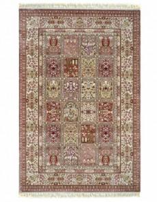 Высокоплотный ковер Esfahan 8317C Brown-Ivory - высокое качество по лучшей цене в Украине.