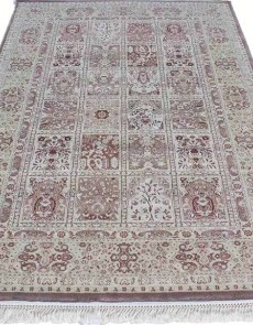 Высокоплотный ковер Esfahan 8317E Brown-L.Beige - высокое качество по лучшей цене в Украине.