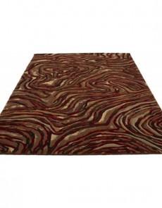 Высокоплотный ковер Firenze 6123 Sand-Claret - высокое качество по лучшей цене в Украине.