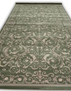 Высокоплотный ковер Imperia 8356A green-green - высокое качество по лучшей цене в Украине.