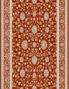 Высокоплотный ковер Mashad 501 , RED - высокое качество по лучшей цене в Украине.