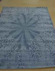 Высокоплотный ковер Maximillian 07927A L.Blue-L.Blue - высокое качество по лучшей цене в Украине.