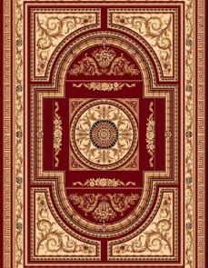 Высокоплотный ковер Oriental 4044 , RED - высокое качество по лучшей цене в Украине.