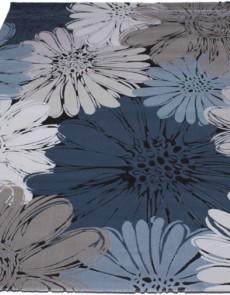 Высокоплотный ковер Sofia 7849a BLUE - высокое качество по лучшей цене в Украине.