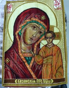 Килим Ікона 974 Матері Божої - высокое качество по лучшей цене в Украине.
