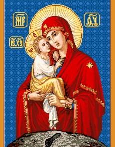 Килим Ікона 2090 Божої Матері Путивльської - высокое качество по лучшей цене в Украине.