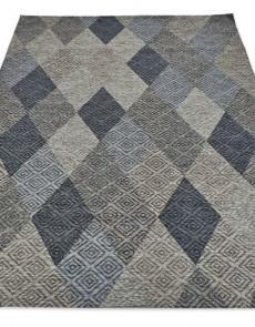 Безворсовый ковер Almina 118514 1-Grey - высокое качество по лучшей цене в Украине.