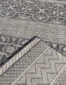 Безворсовый ковер Breeze 6450 antracite-cliff grey - высокое качество по лучшей цене в Украине.