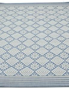 Безворсовый ковер Cottage 5259 wool-blue-9A01 - высокое качество по лучшей цене в Украине.