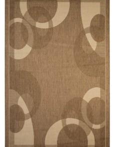 Безворсовий килим Sisal 26 , BROWN - высокое качество по лучшей цене в Украине.