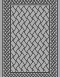 Безворсовый ковер Sisal 2163 grey - высокое качество по лучшей цене в Украине.