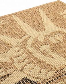 Безворсовий килим Sisal 2390 , BROWN - высокое качество по лучшей цене в Украине.