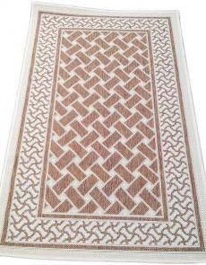 Безворсовий килим Sisal 2163 , BROWN - высокое качество по лучшей цене в Украине.