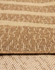 Безворсовий килим Sisal 2392 , BROWN - высокое качество по лучшей цене в Украине.