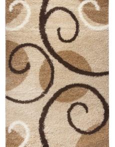 Высоковорсная ковровая дорожка First Shaggy 12277 , golden - высокое качество по лучшей цене в Украине.