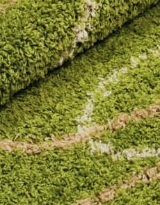 Высоковорсная ковровая дорожка First Shaggy 4006 , GREEN - высокое качество по лучшей цене в Украине.