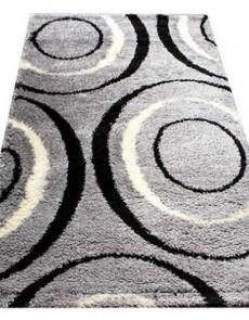 Высоковорсный ковер Gold Shaggy 0428 grey - высокое качество по лучшей цене в Украине.