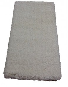 Высоковорсный ковер Lama P149A White-White - высокое качество по лучшей цене в Украине.