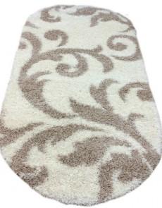 Високоворсний килим Loca (Super Lux Shaggy) 9161A CREAM - высокое качество по лучшей цене в Украине.